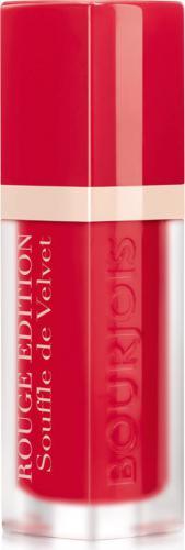 BOURJOIS Paris Rouge Edition Souffle de Velvet pomadka do ust 06 Cherry Leaders 7,7ml