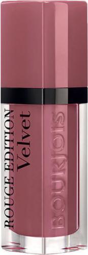 BOURJOIS Paris Rouge Edition Velvet 07 Nude-ist 7.7ml