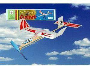 MegaBloks ĆWIREK - samolot z napędem gumowym (HM/900000147)