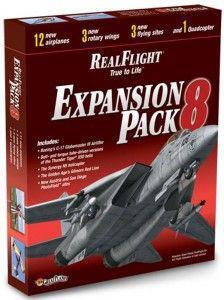 Great Planes Expansion Pack 8 dodatek do symulatora RealFlight (GPMZ4118)