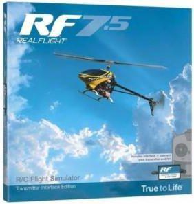 Great Planes Symulator Realflight RF7.5 Interface