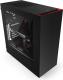 Obudowa Nzxt S340 z oknem Czarno-Czerwona (CA-S340MB-GR)