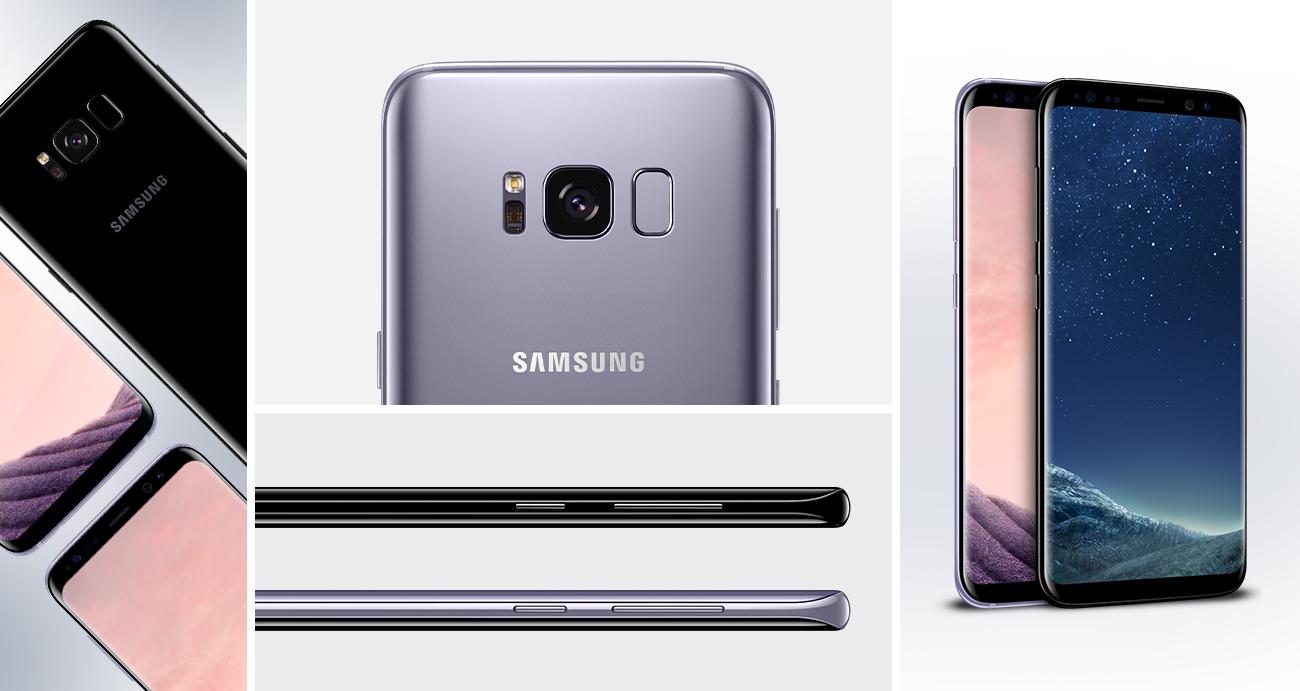 Samsung Galaxy S8 galeria