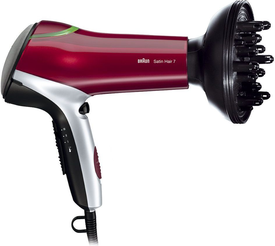 Braun HD770 Satin Hair 7