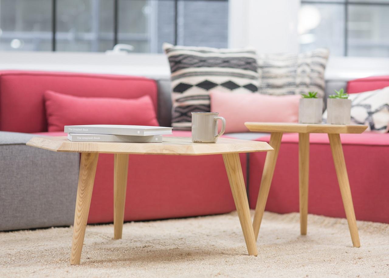 Oryginalny stolik kawowy