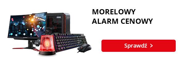 Alarm cenowy morele.net