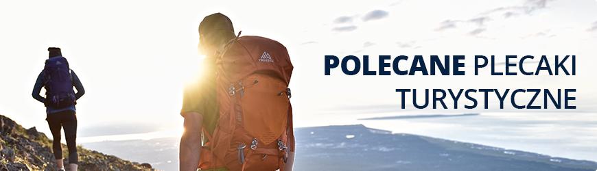 Polecane plecaki turystyczne! wiadomości w Sklep presto.pl