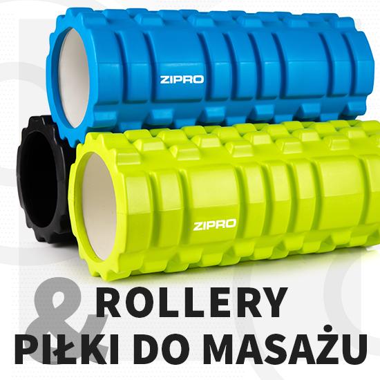 Zipro - rollery i piłki do masażu