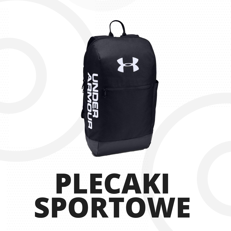 Plecaki sportowe