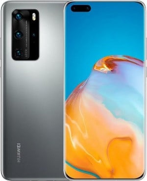 Smartfon Huawei P40 Pro 256 GB Dual SIM Srebrny