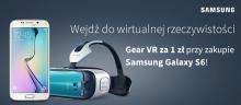 Wejdź do wirtualnej rzeczywistości - Samsung Gear VR za złotówkę!