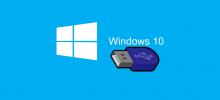 Windows 10 - instalacja z USB | UltraISO