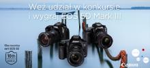 Wygraj limitowaną wersję zestawu EOS 5D Mark III w konkursie fotograficznym Canon