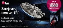Saga Star Wars na Blu-ray gratis