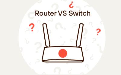 Czym się różni router od switcha? Który wybrać?