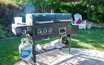 Jak czyścić i pielęgnować grill gazowy?