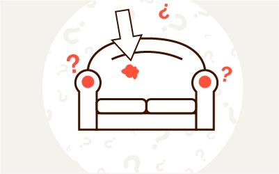 Pranie kanapy na sucho i mokro - jak wyprać zabrudzoną tapicerkę?