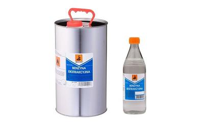 Benzyna ekstrakcyjna - jak wybrać? Jaka najlepsza?