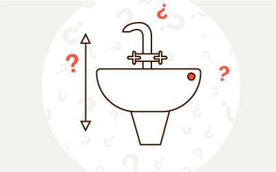 Na jakiej wysokości zamontować umywalkę?