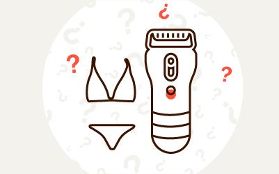 Jaki depilator do bikini?