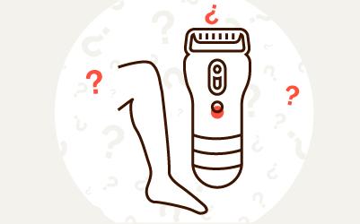 Jak golić nogi depilatorem?