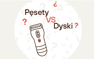 Pęsety czy dyski w depilatorach? Co jest lepsze?