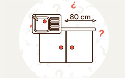 Jaki zlewozmywak na szafkę 80 cm?