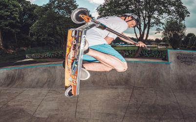 Która hulajnoga na skatepark sprawdzi się najlepiej? Top 10 hulajnóg do tricków