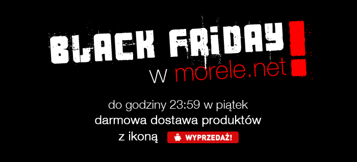 Black Friday na morele.net