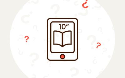 Najlepszy czytnik ebook. Jaki czytnik ebook 10 cali wybrać?