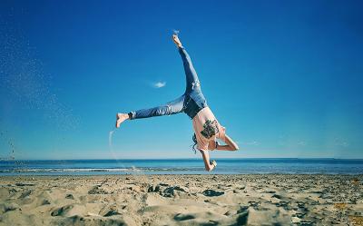 Akrobatyka – jak zacząć? Czy jest zdrowa?