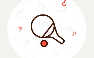 Piłeczka do tenisa stołowego - jaką wybrać?
