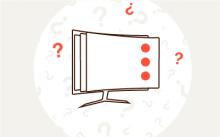 Modernistyczne Telewizor 32, 40, 42, 46, 52 cali? Jaki rozmiar warto wybrać QY32