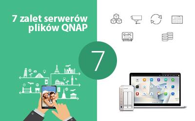 7 powodów, dla których warto pozbyć się dysków zewnętrznych i używać serwera QNAP NAS